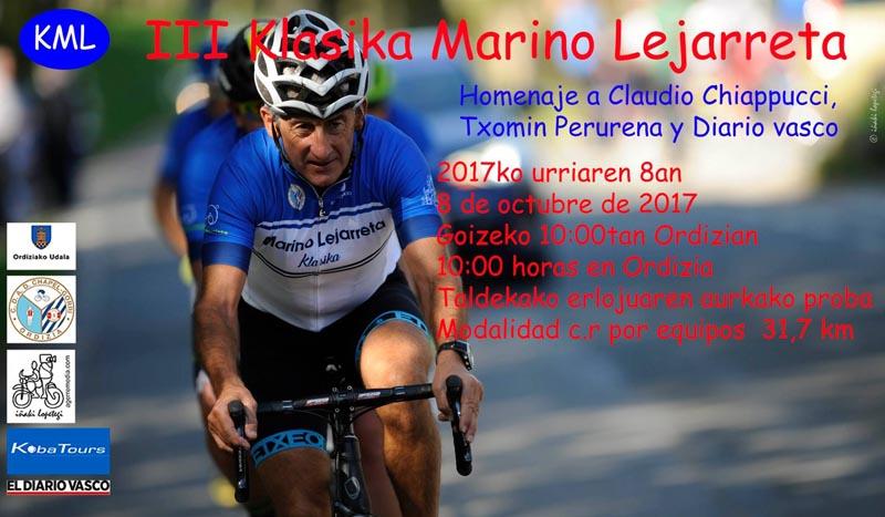 III Klasika Marino Lejarreta