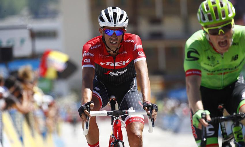 """Contador: """"estoy muy contento, tengo buenas sensaciones"""""""
