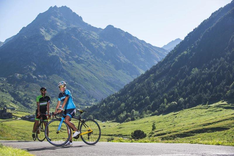Pedalea sin límites en Andorra