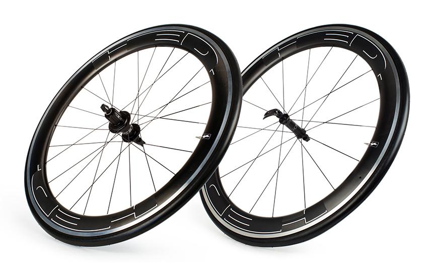 Jet, la gama más completa de ruedas aerodinámicas de HED