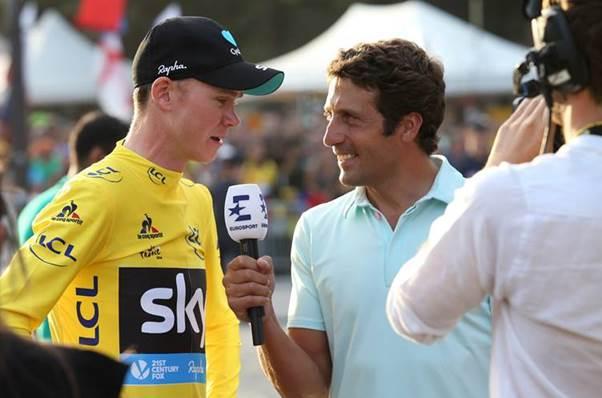 Eurosport emitirá integras todas las etapas del Tour