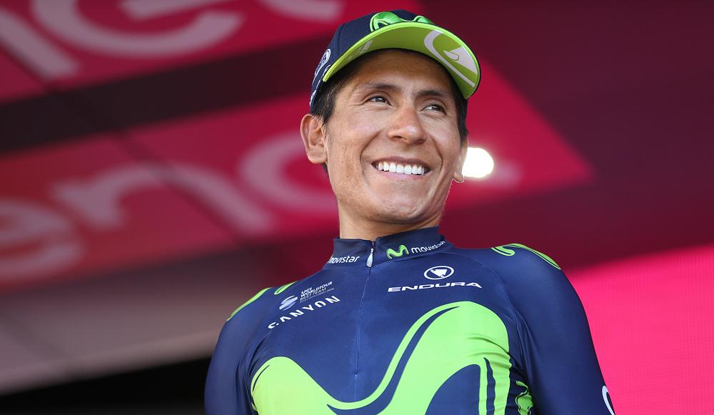 """Quintana: """"Froome sigue siendo el máximo favorito"""""""