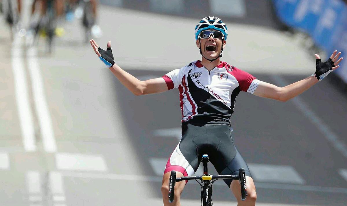 Isaac Cantón, nuevo campeón de España sub23