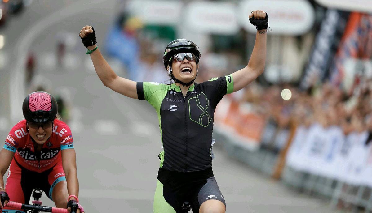 Sheyla Gutiérrez conquista el oro por delante de Mavi García
