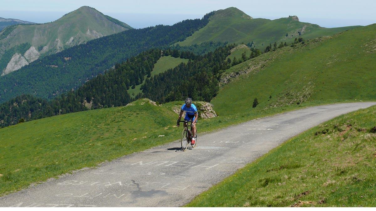 La Montaña del Tour 2017
