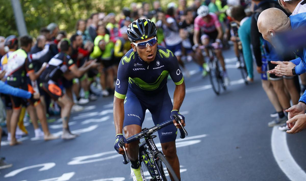 Movistar Team desvela su equipo para el Tour de Francia