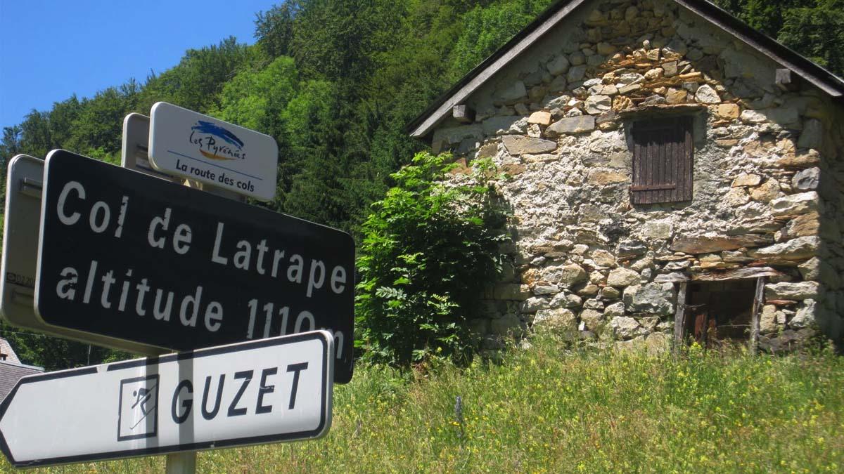 Col de Latrape