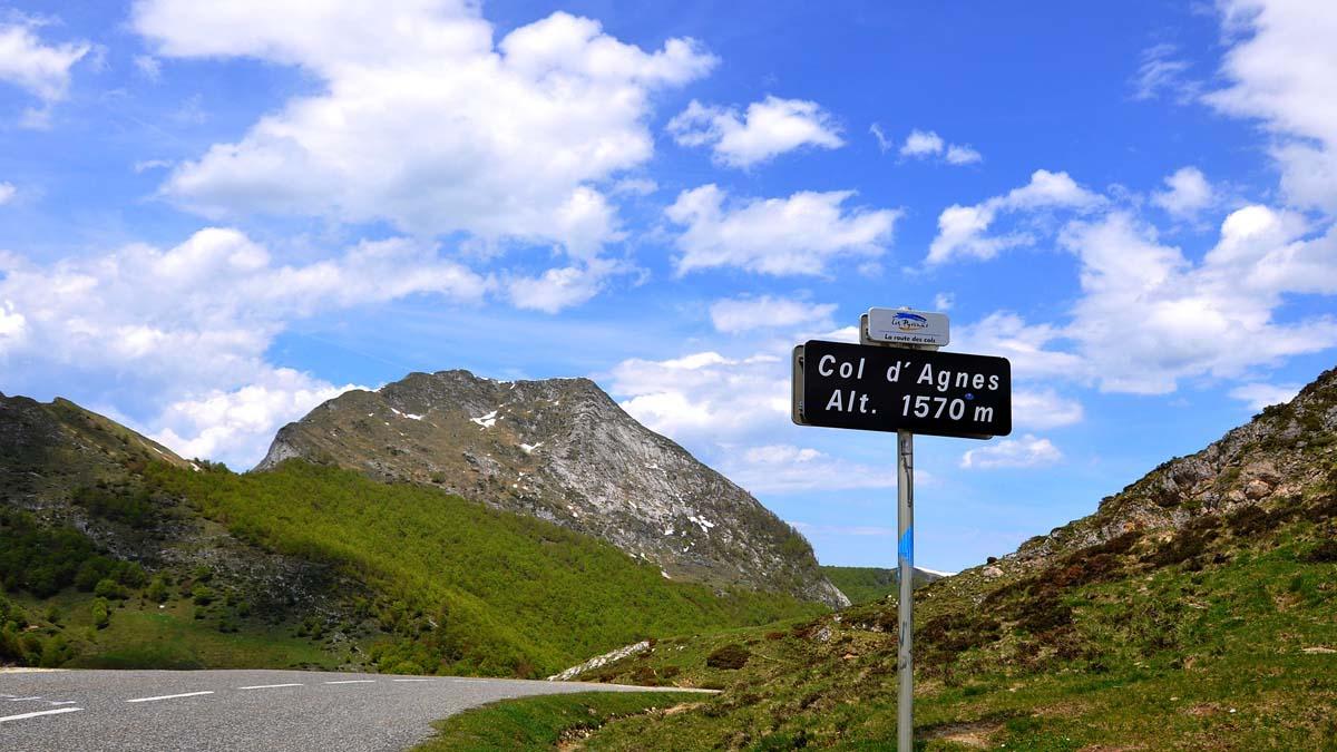 Col de Agnes