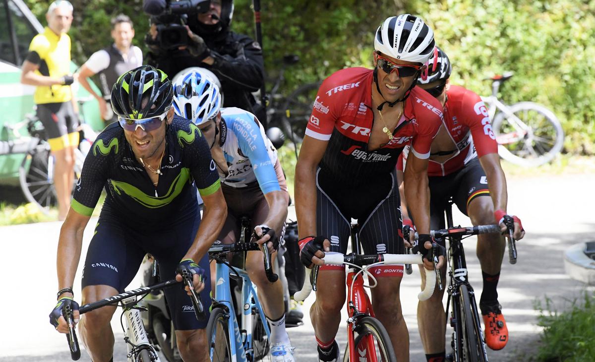 13 ciclistas españoles correrán el Tour de Francia 2017