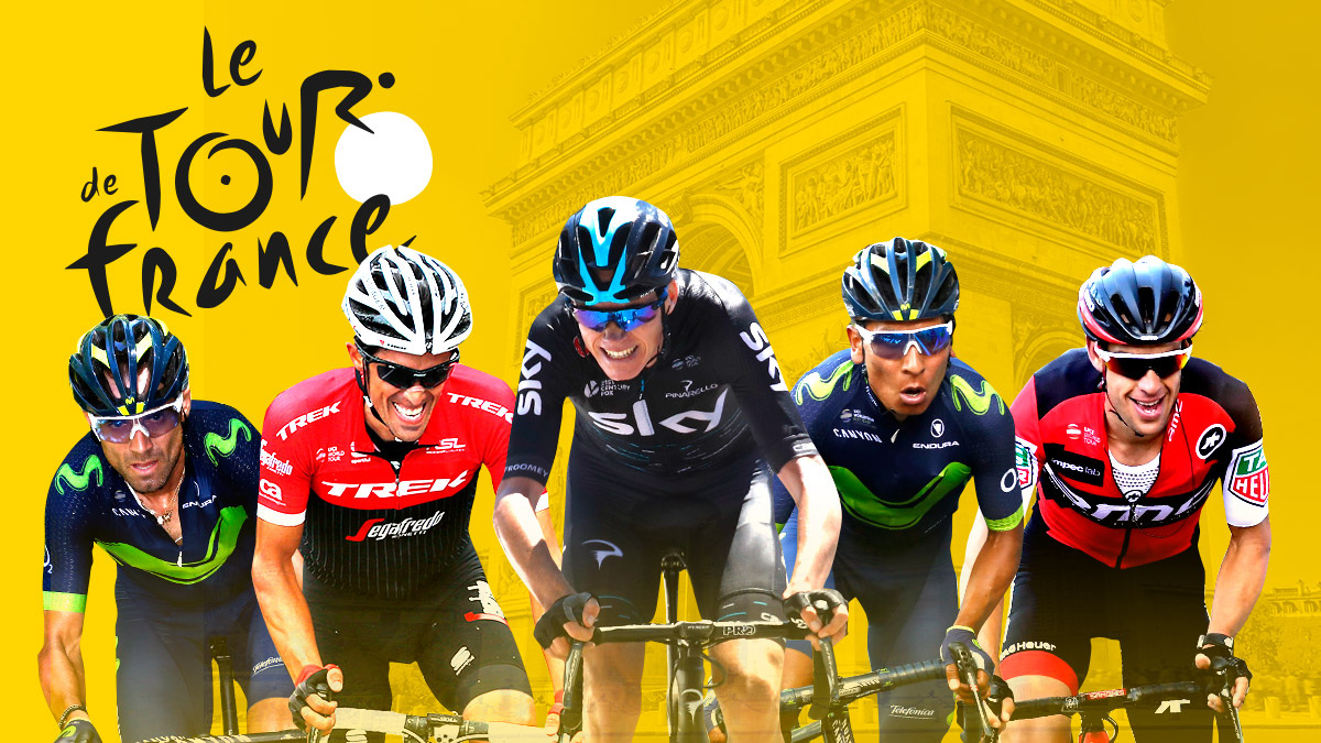 Tour de Francia 2017: Favoritos