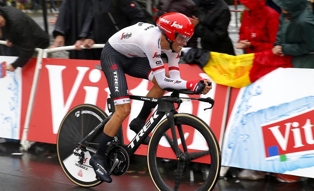 """Contador: """"Ha habido unas diferencias grandísimas para ser la crono inaugural"""""""