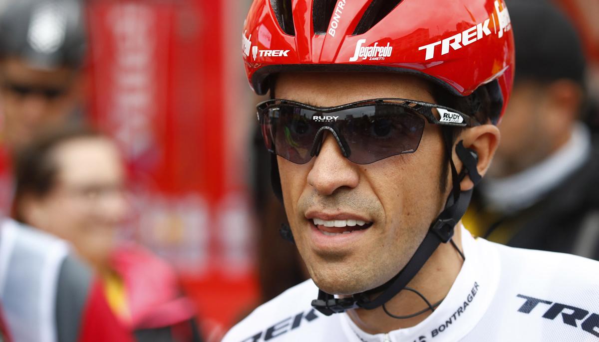 """Contador: """"Estoy muy contento de cómo estoy en este Tour"""""""