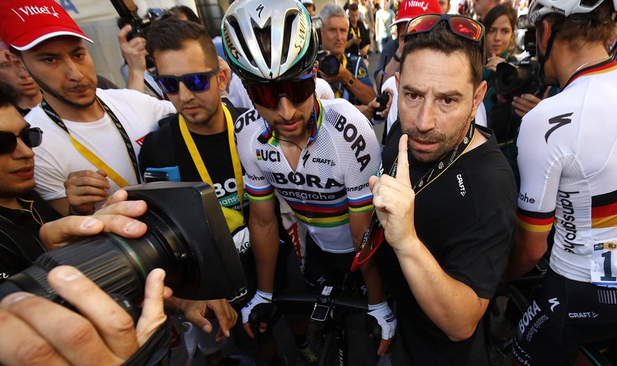Peter Sagan, expulsado del Tour del Francia