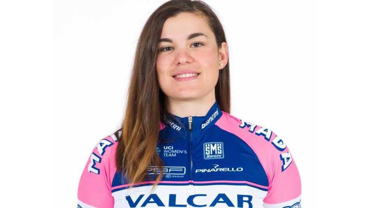 Claudia Cretti, en estado crítico tras caer en el Giro Rosa