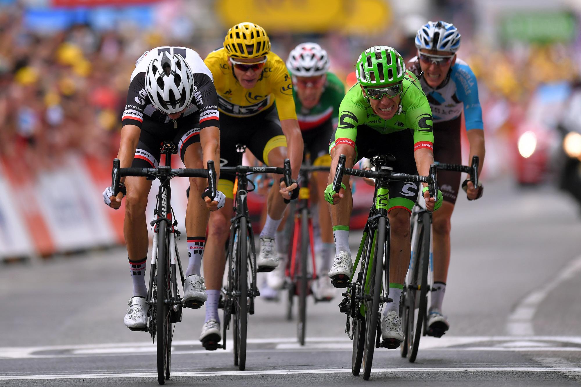 Urán gana, Contador sucumbe y el drama reina en el Tour