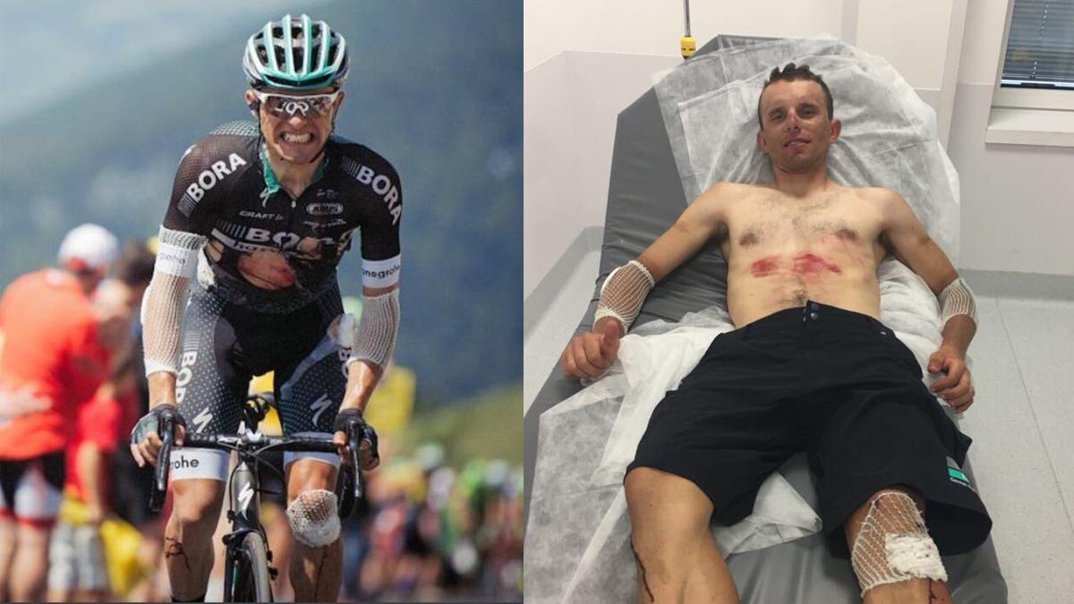Majka abandona el Tour de Francia