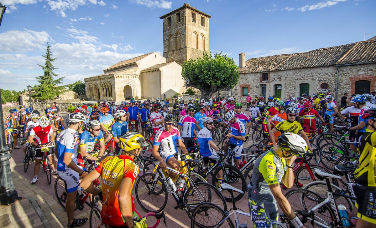 Últimos dorsales para la Marcha cicloturista de Sotosalbos