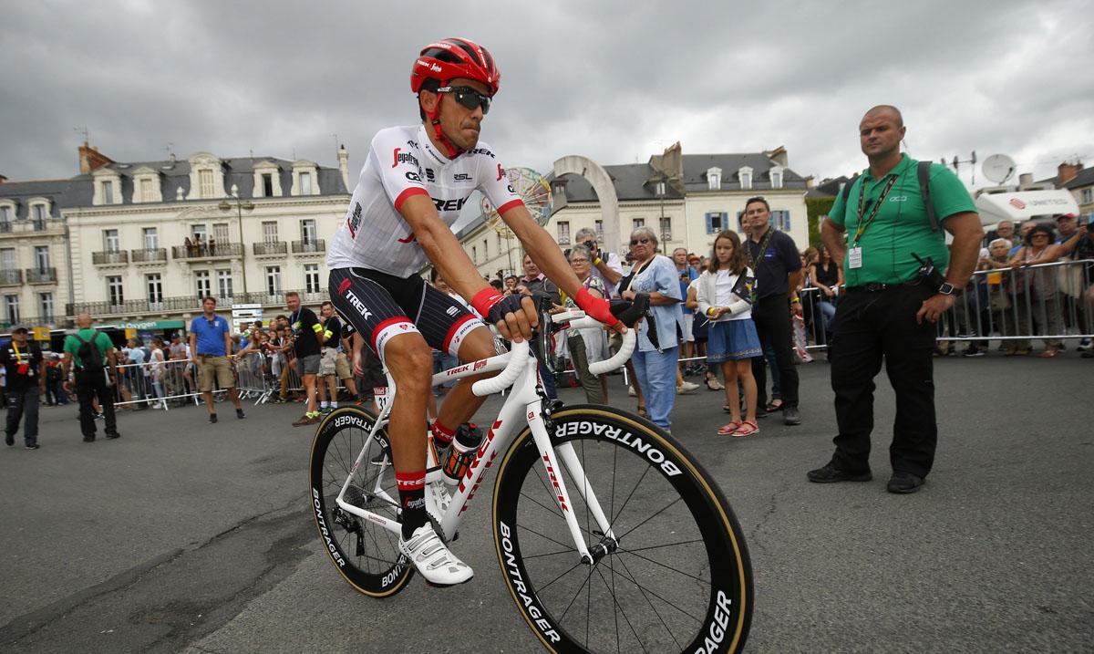 """Contador: """"Puede que los Pirineos me lleguen pronto"""""""