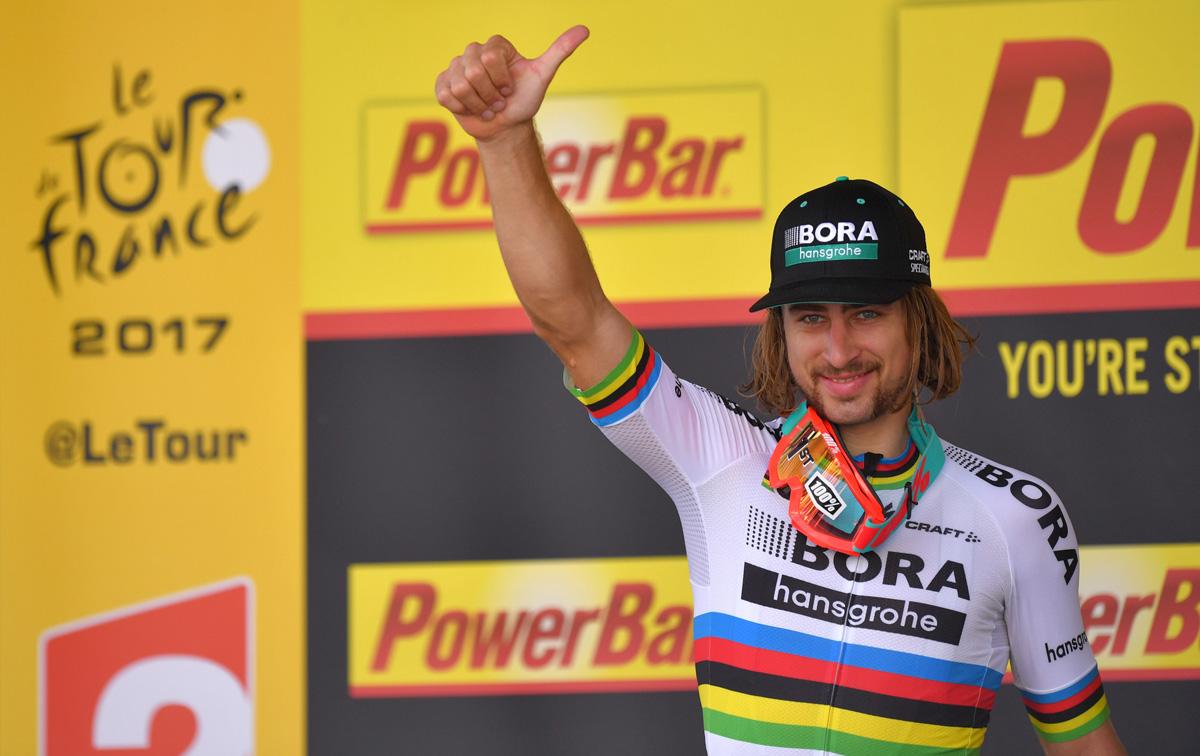 La Vuelta no entra en los planes de Sagan