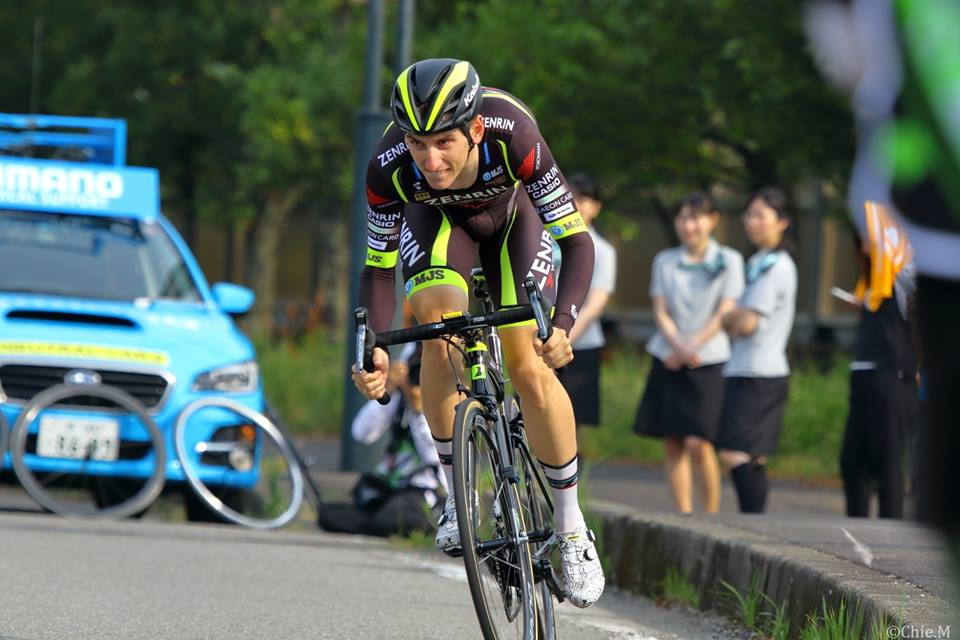 Rodrigo Araque: el ciclista sin tiempo
