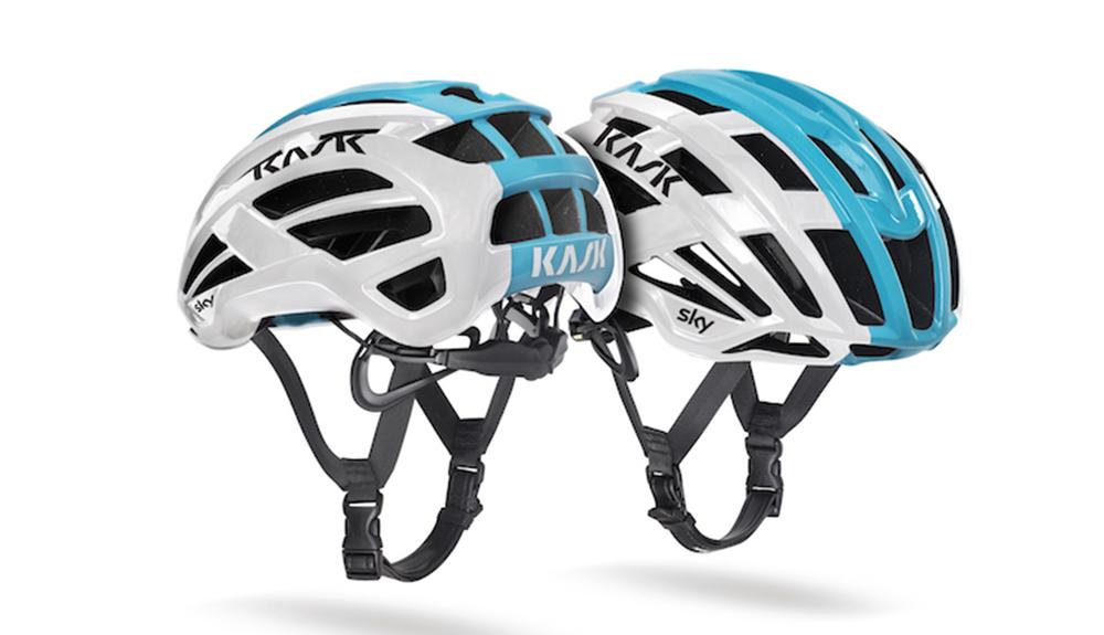 Kask Valegro, el nuevo casco del Team Sky