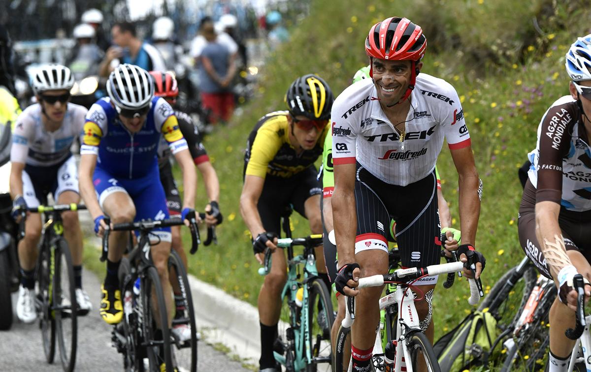 """Contador: """"Hay que pensar en una victoria parcial"""""""