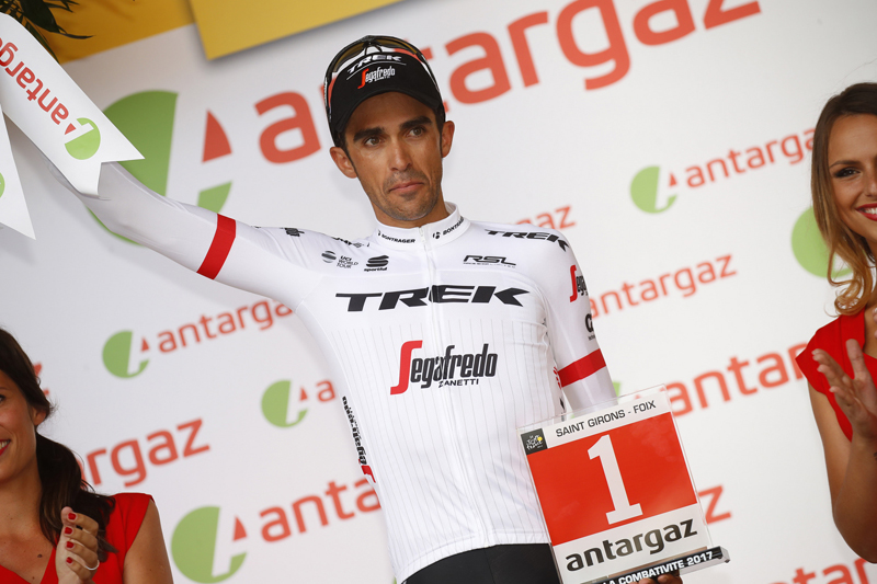 """Contador: """"Hoy quería dar un vuelco"""""""