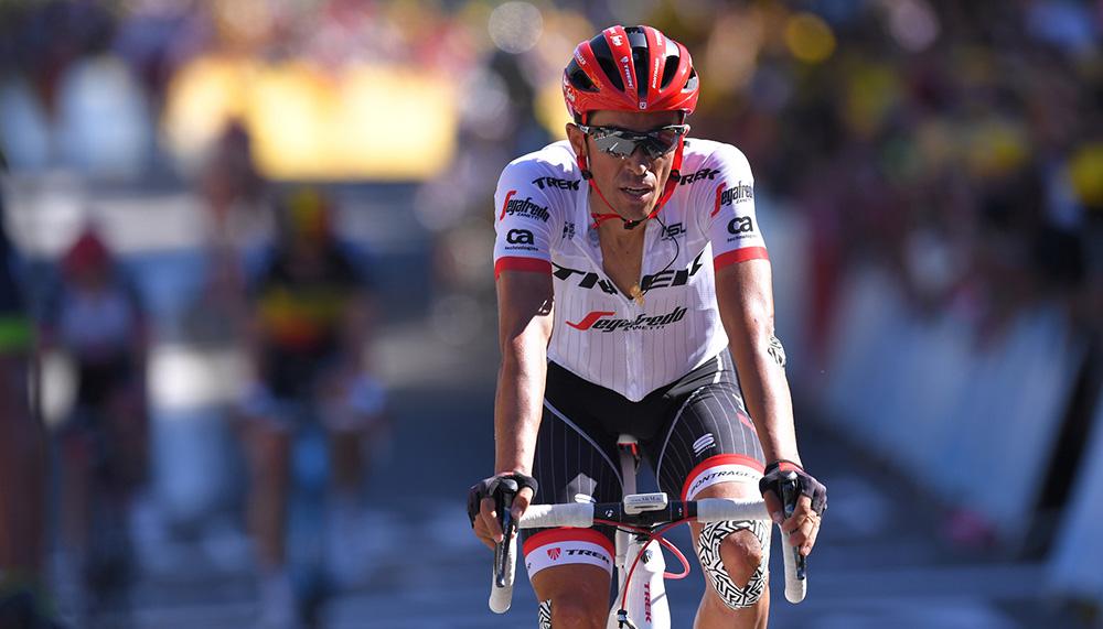 """Contador: """"Estoy recuperándome bien"""""""