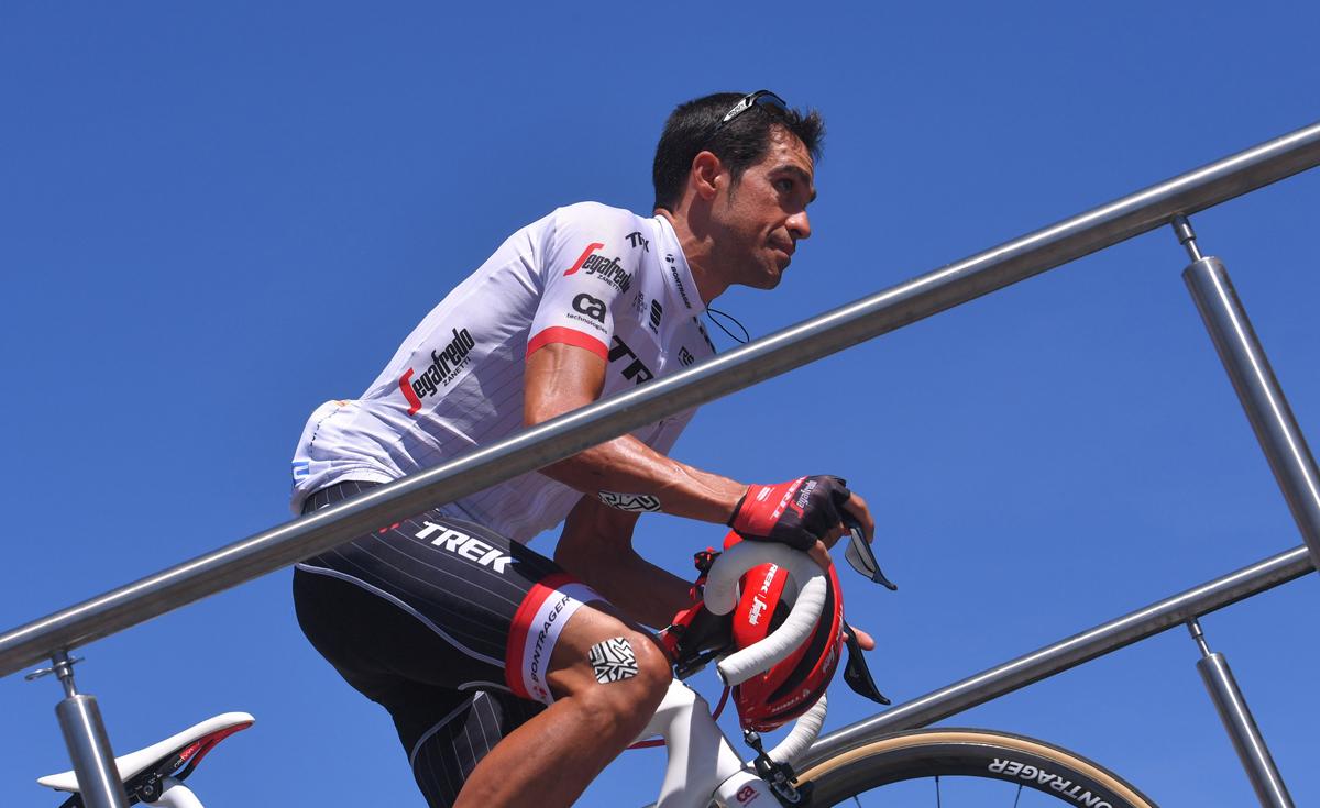 """Contador: """"Sin las caídas estaría luchando por el amarillo"""""""
