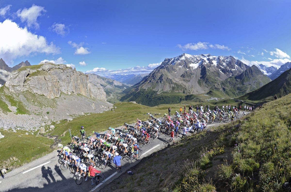 La montaña final del Tour 2017