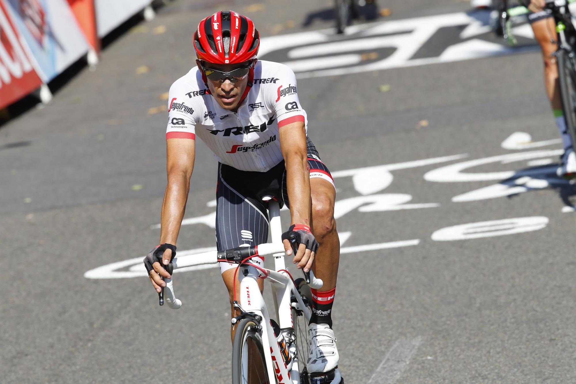 """Contador: """"Me hubiera gustado estar delante"""""""
