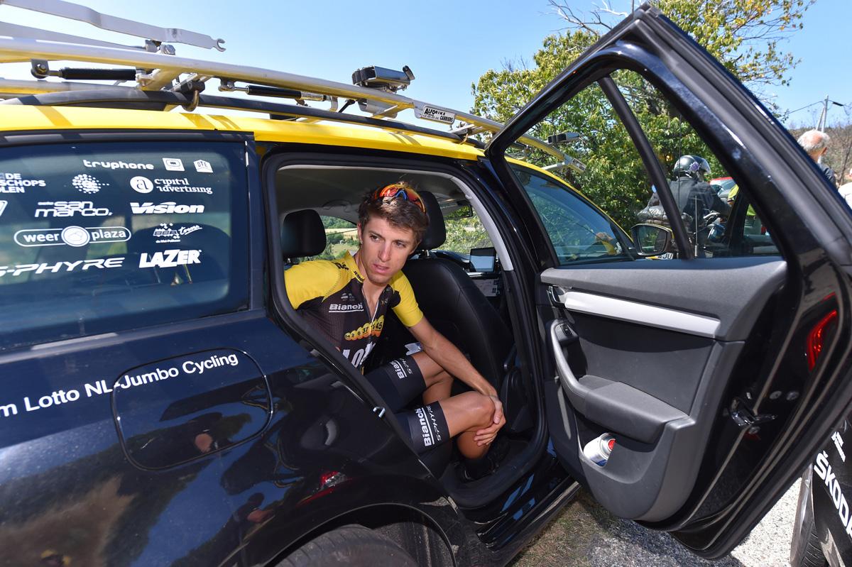Bennett y Gilbert abandonan el Tour de Francia