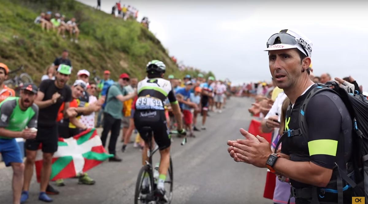 Vídeo: la etapa 12 del Tour con Beloki