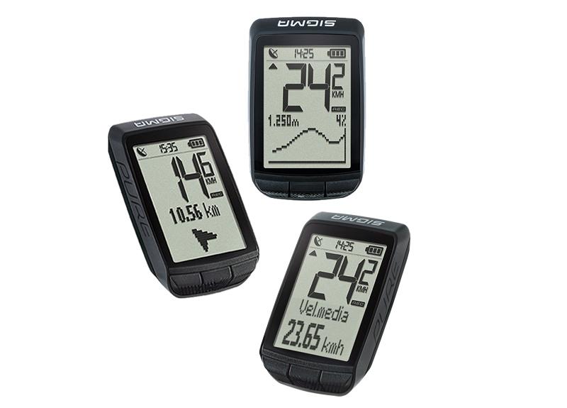 Nuevo Sigma Pure GPS