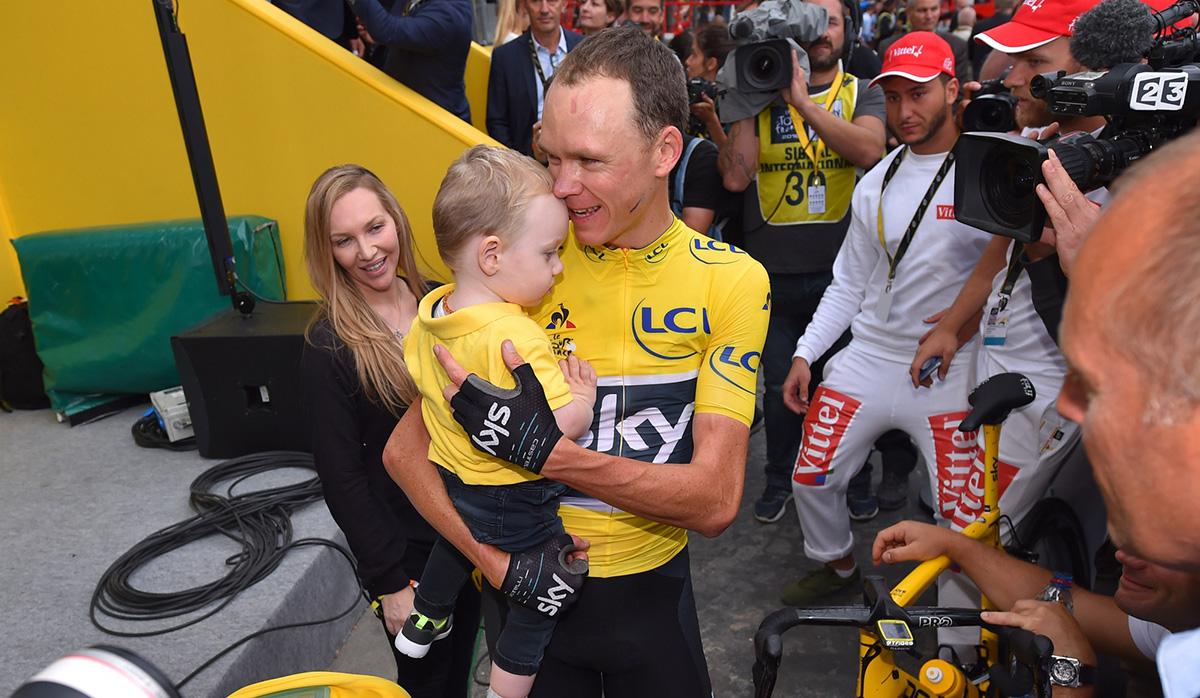 """Froome: """"Ganar Tour y Vuelta el mismo año sería increíble"""""""