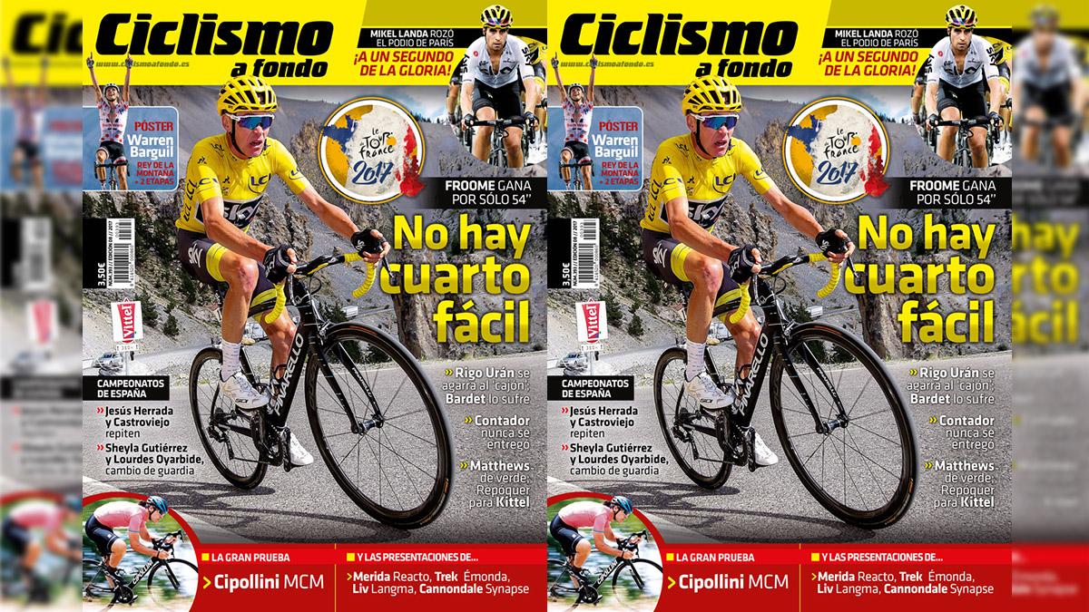 ¡El Ciclismo a Fondo del Tour ya a la venta!