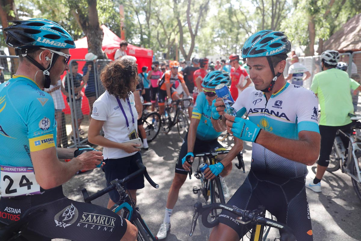 Segunda etapa de la Vuelta a Burgos en directo