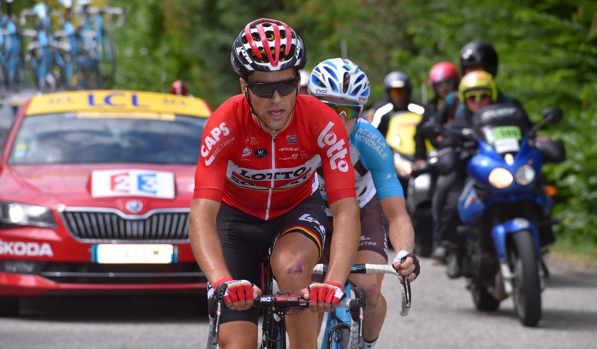 Tony Gallopin firma dos años de contrato con AG2R La Mondiale