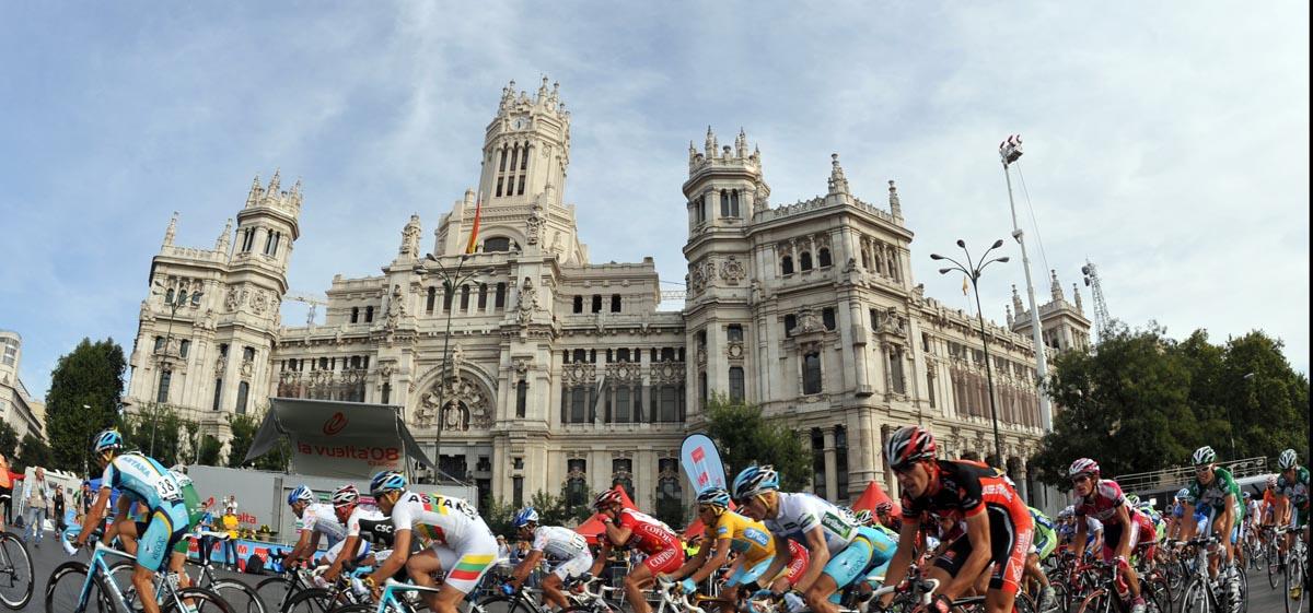 Lista de preinscritos para la Vuelta a España 2017