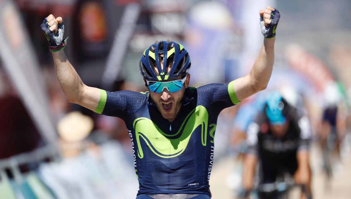 Vuelta a Burgos 4ª etapa, Barbero profeta en su tierra