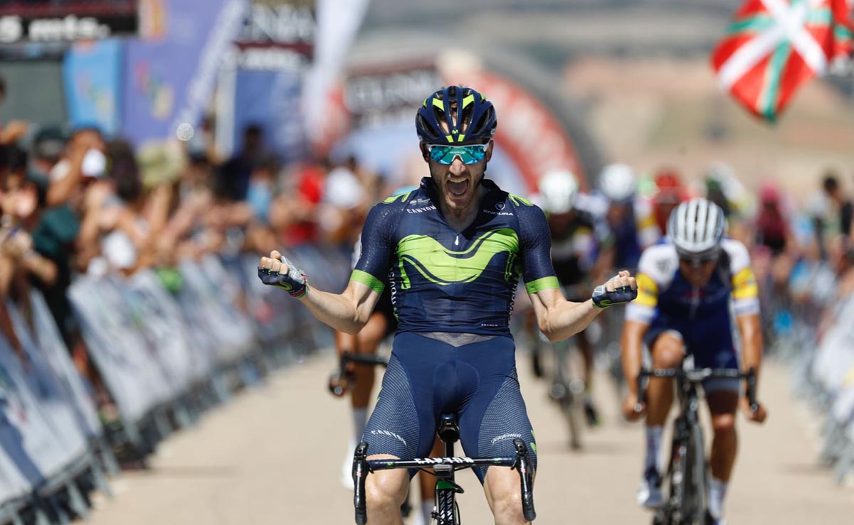 La 5ª etapa de la Vuelta a Burgos, con Lagunas de Neila, en directo