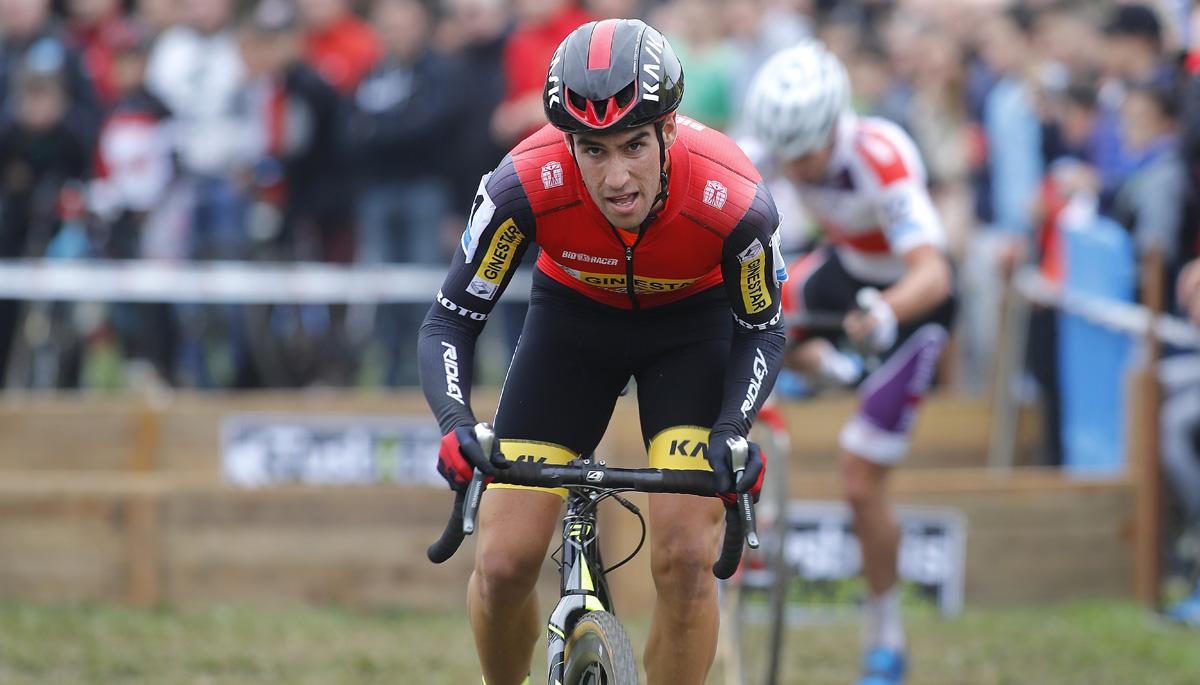 Ginestar-Delikia, primer equipo profesional de ciclocross en España