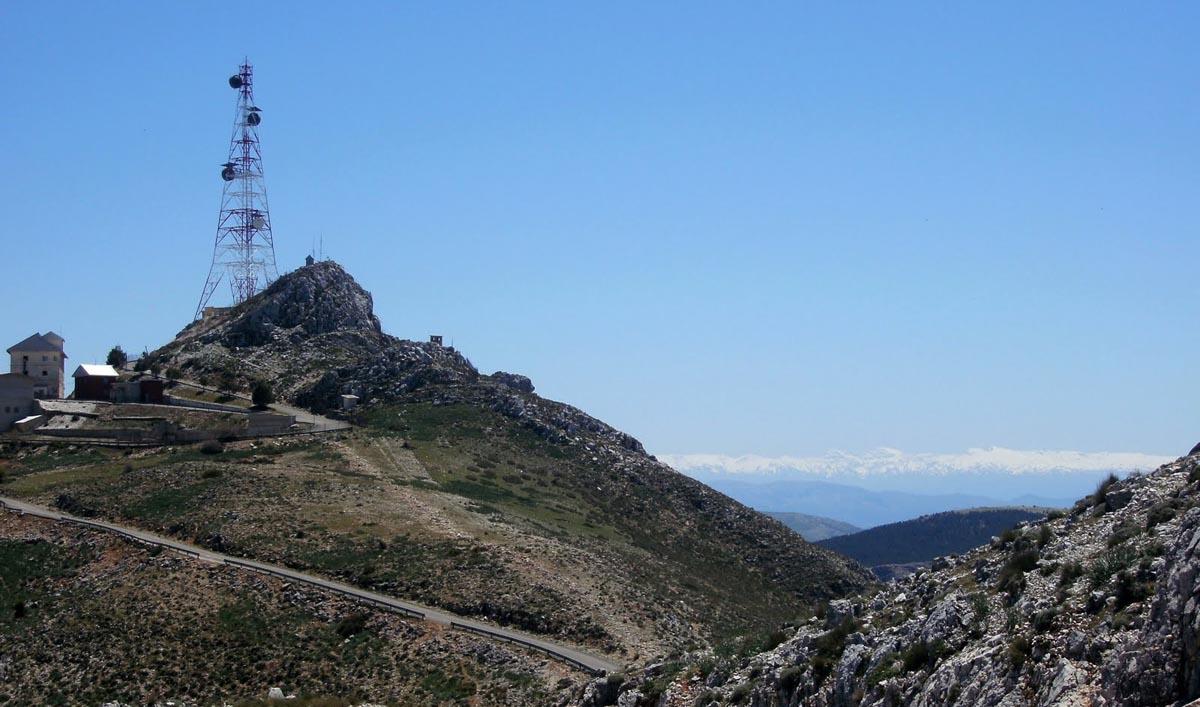 Sierra de la Pandera