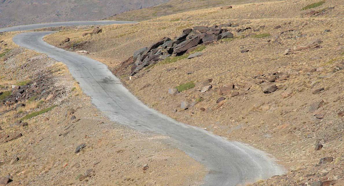 Alto de la Hoya de la Mora, Sierra Nevada