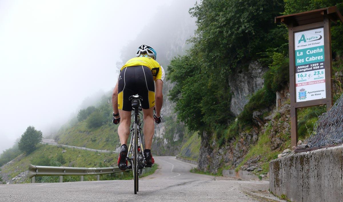 La montaña de la Vuelta a España 2017