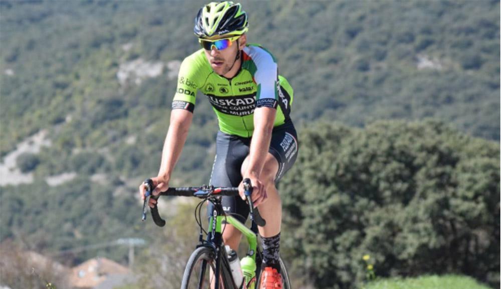 Iturria se rompe el fémur en el Tour de Limousin