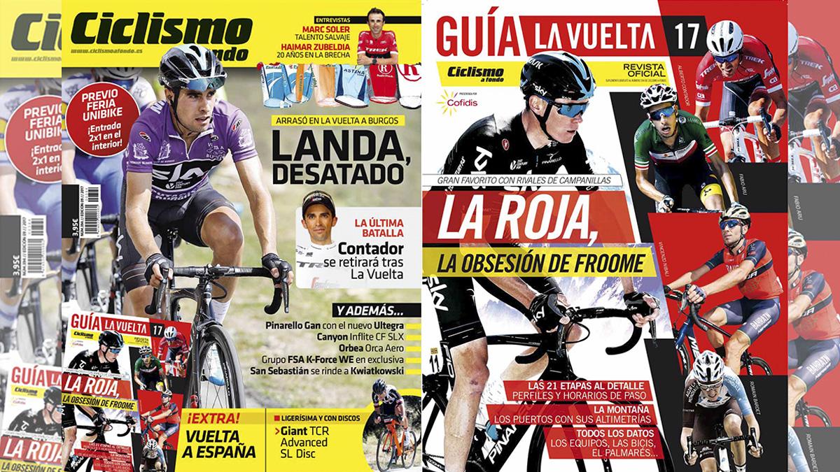 ¡Ciclismo a Fondo nº394 ya a la venta!