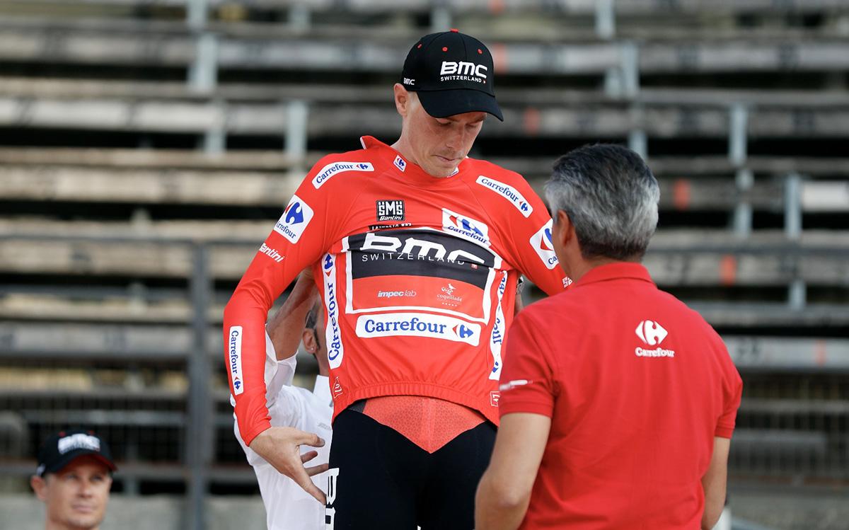 """Rohan Dennis: """"Si en Andorra estoy bien, puedo luchar por la victoria"""""""
