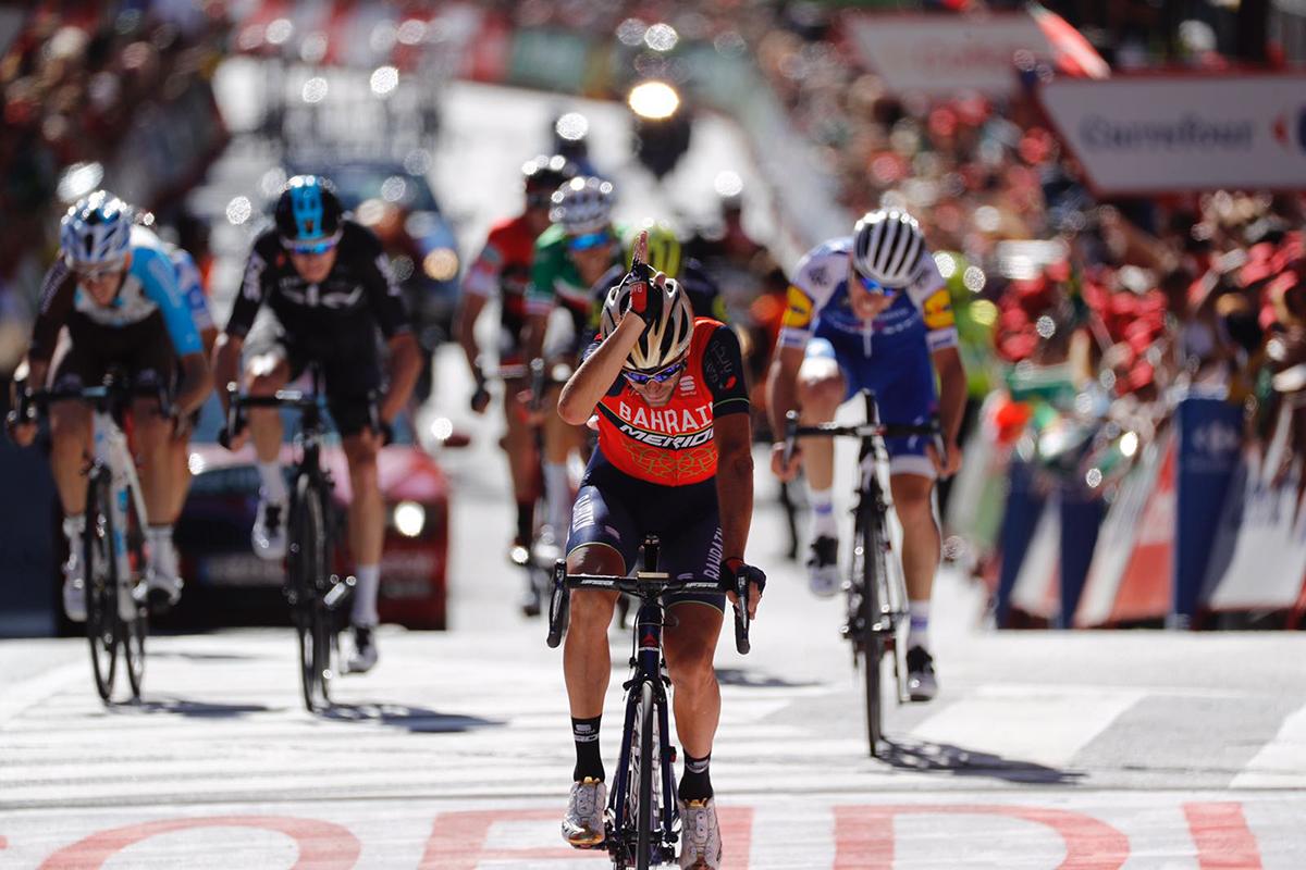 Etapón en Andorra: ataques, crisis, victoria de Nibali y el rojo para Froome