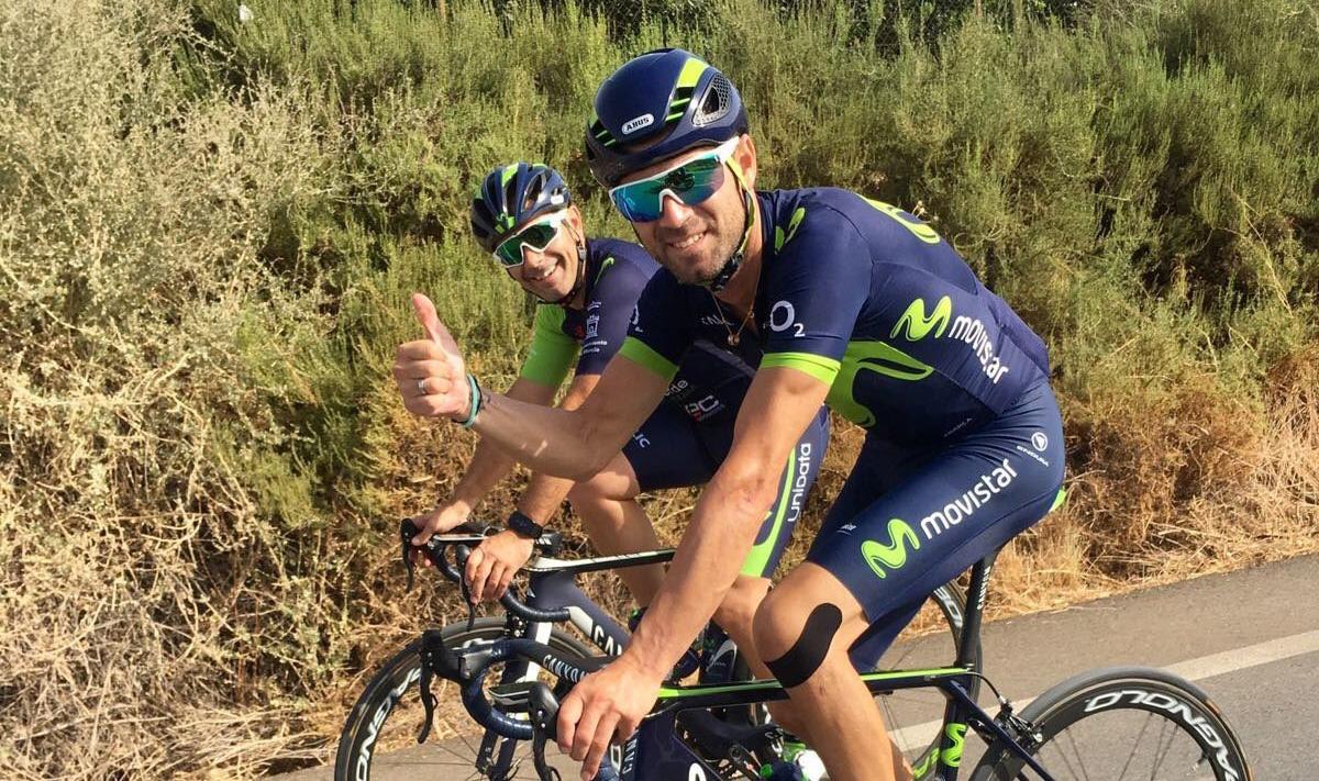 Valverde no volverá a correr esta temporada